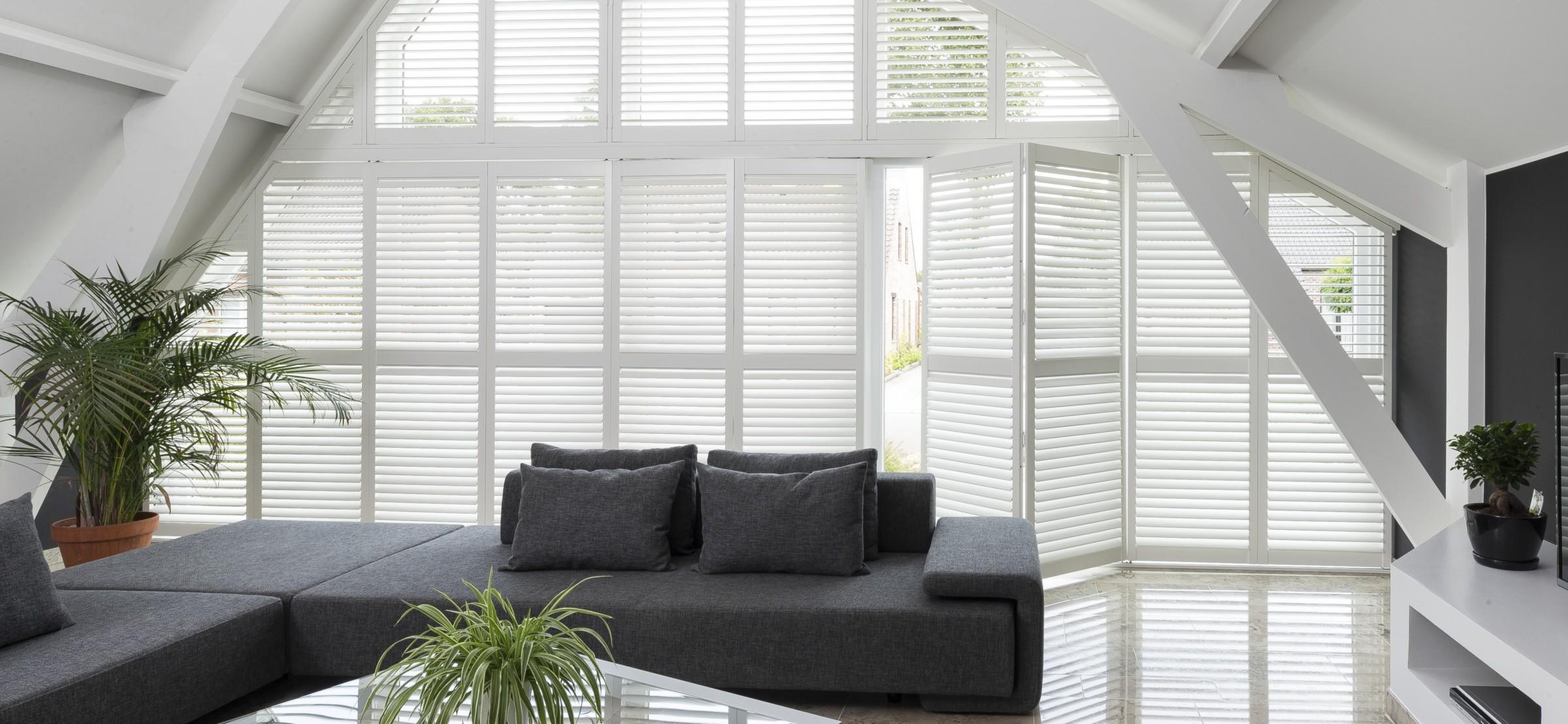 Shutters shutters sfeermakers in ieder interieur for Binnen interieur